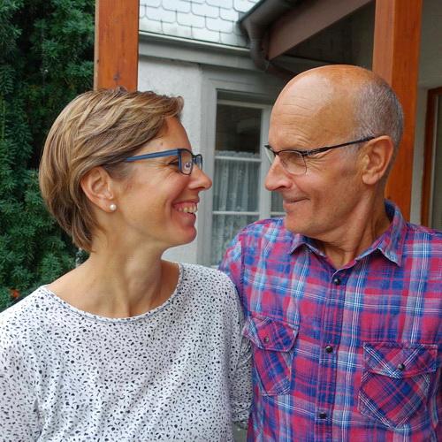 Astrid und Markus